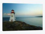 Lighthouse, Long Island, Bay Of Fundy, Canada