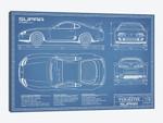 Toyota Supra MKIV Blueprint