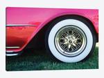 1950s Pontiac Whitewall Tire Detail