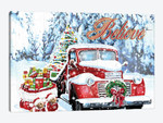 Red Truck Christmas