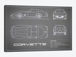 Chevrolet Corvette C3 Body Type (Grey)