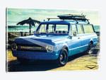 """""""Summertime Blues"""" - 1970's Chevrolet Suburban"""
