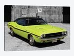 1970 Dodge Challenger Color Pop