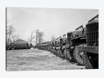 April 19 1941 Alignment Row Rows Dodge Army Trucks Jeeps Fort Dix NJ