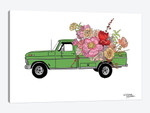 Floral Truck