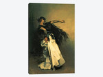 The Spanish Dancer, study for 'El Jaleo', 1882