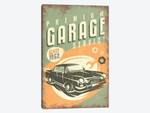 Premium Garage Service Sign