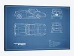 Triumph TR2 (Blue)