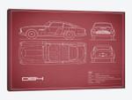 1962 Aston Martin DB4 (Maroon)
