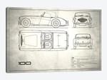 Austin-Healey 100 (Vintage Silver)