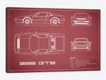 Ferrari 328 GTB (Maroon)