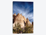 USA, New Mexico, Cochiti, Tent Rocks Monument