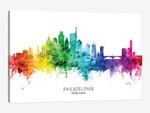 Philadelphia Skyline Rainbow