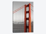San Francisco Golden Gate Bridge And Skyline | Colorkey