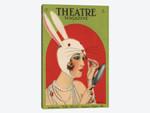 1924 Theatre Magazine Cover