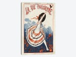 1922 La Vie Parisienne Magazine Cover