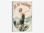 1919 La Vie Parisienne Magazine Cover