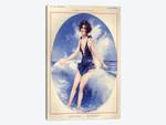 1926 La Vie Parisienne Magazine Plate