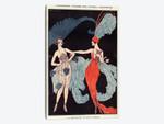1918 La Vie Parisienne Magazine Plate
