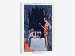 1923 La Vie Parisienne Magazine Plate
