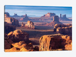 Hunts Mesa Navajo Tribal Park Sunrise I