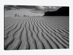 Sand dunes at Monument Valley Navajo Tribal Park, Arizona