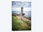 Bretagne, Phare De Kermorvan Au Conquet