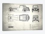 Swallow Coachbuilding Company (Jaguar) SS 1 (Vintage Silver)