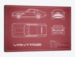 Aston Martin V8 Vantage (Maroon)