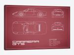 Porsche (904) Carrera GTS (Maroon)