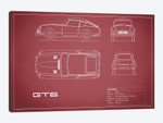 Triumph GT6 Mark I (Maroon)