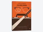 Falling Down Minimal Movie Poster