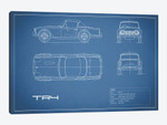 Triumph TR4 (Blue)