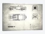 Mercedes-Benz SSK (Vintage Silver)