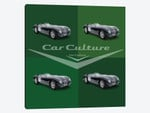 """""""British Victory At Le Mans"""" - Jaguar C-Type Race Car"""