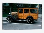1930s Wood Body Station Wagon Antique Automobile