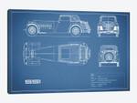 Swallow Coachbuilding Company (Jaguar) SS 1 (Blue)