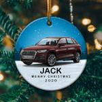 Personalized Audi Q5 Ornament