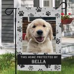 Personalized Pet Garden Flag