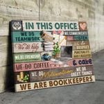 CANVAS Bookeeper In This Office