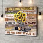 Canvas Hair Stylist In This Salon