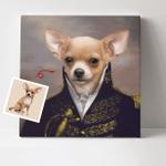Personsonlized Portrait Pets