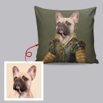Personalized Portrait Pet Pillow
