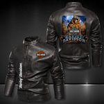 Leather Jacket - NTAL0001