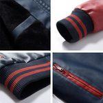 Bomber Leather Jacket - NTATTEST2