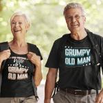 Long-suffering Wife - Couple Shirts