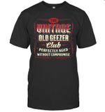 The Vintage Old Geezer Club