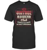 The Vintage Old Geezer Club