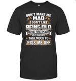 Don't Make Me Mad