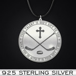 What You Do With It Is Your Gift To God Handmade 925 Sterling Silver Pendant Necklace